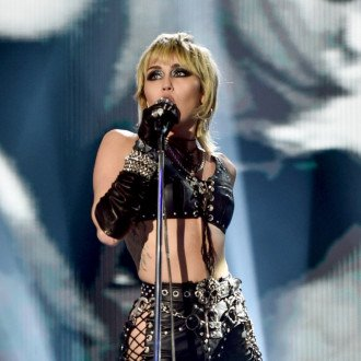 Miley Cyrus' Metallica covers album features Sir Elton John and Chad Smith