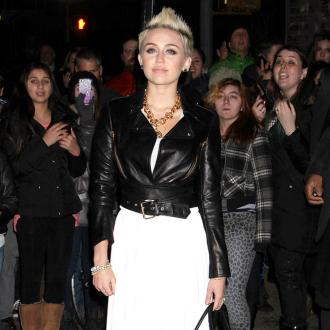 Miley Cyrus: 'My Engagement Ring Is Being Repaired'