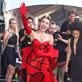 Miley Cyrus' breasts made Sir Paul McCartney uncomfortable
