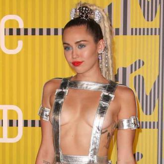 Miley Cyrus hosted X-rated VMAs after-party