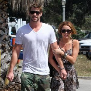 Liam Hemsworth Likes Miley To Be Saucy