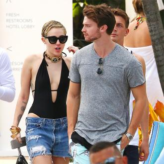 Miley Cyrus and Patrick Schwarzenegger are good