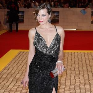 Milla Jovovich Demanded Musketeers Dresses