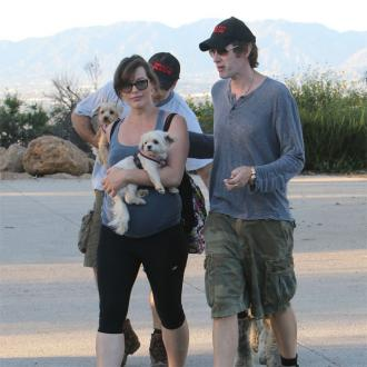 Milla Jovovich: Hiking Has Kept My Baby Weight Down