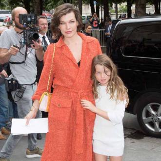 Milla Jovovich's daughter Ever won't let being 'shy' hold her back