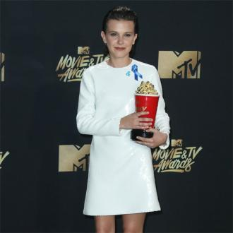 Millie Bobby Brown befriends Cara Delevingne
