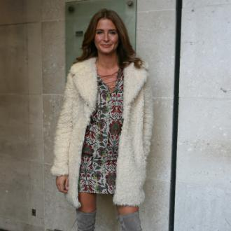 Millie Mackintosh's 'pull up' challenge