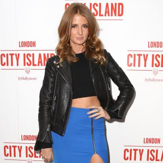 Millie Mackintosh bares bottom