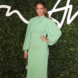 Millie Mackintosh says daughter has had harness removed after hip dysplasia diagnosis