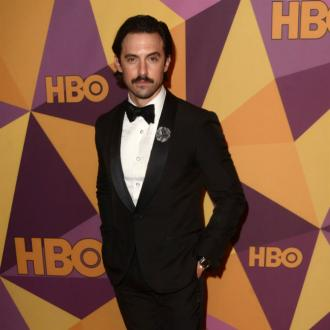 Milo Ventimiglia fell into pool at Golden Globes after party