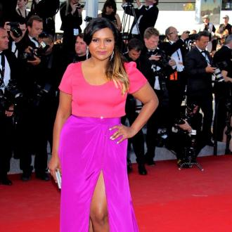 Mindy Kaling's fabulous job