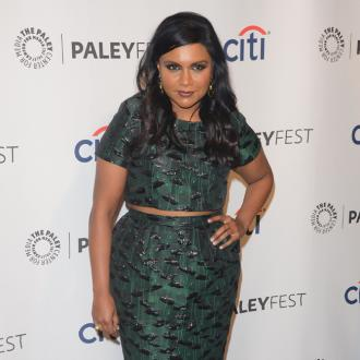 Mindy Kaling having a girl