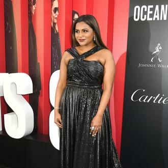Mindy Kaling's work home balance