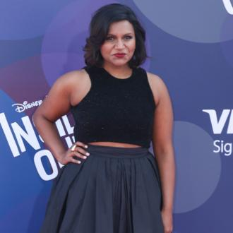 Mindy Kaling: Filming sex scenes is 'pretty damn enjoyable'