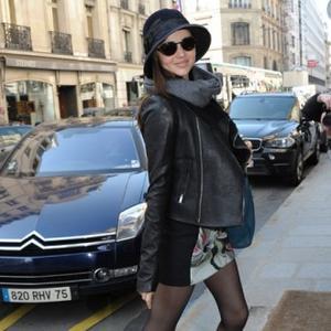 Miranda Kerr Comfortable In Underwear