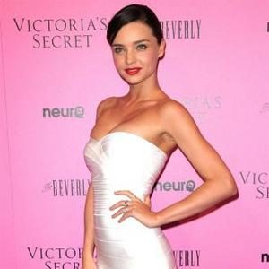 Miranda Kerr Becomes Earth Hour Ambassador