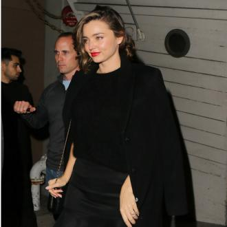 Miranda Kerr reveals her beauty essential to prevent stretch marks