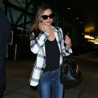 Miranda Kerr's Underwear Gift For Jennifer Aniston