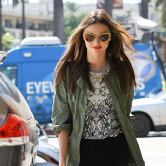 Man Arrested For Threatening To Kill Miranda Kerr