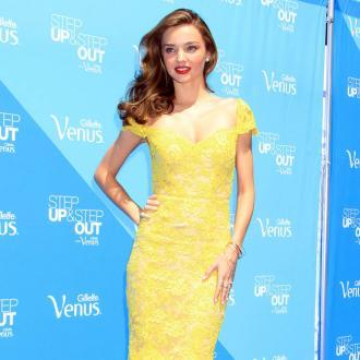 Miranda Kerr Is 'Obsessed' With Clean Hair