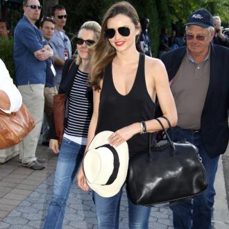 Miranda Kerr Shares Her Mother's Beauty Tips