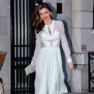 Miranda Kerr 'Lucky' To Have Orlando Bloom