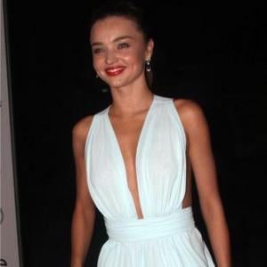 Miranda Kerr Gets Love Advice From Gran