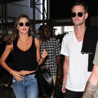 Miranda Kerr and Evan Spiegel tie the knot