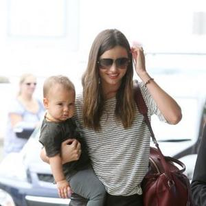 Miranda Kerr Inspired By Son