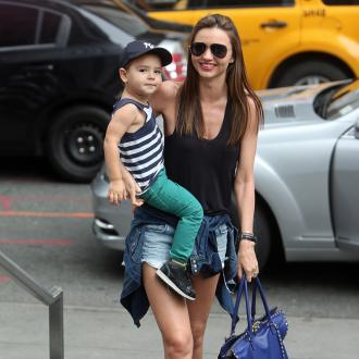Miranda Kerr's Son Has Nanny With Him 'All The Time'