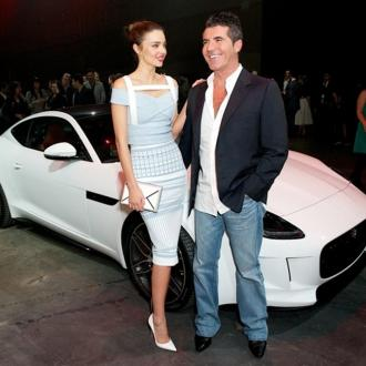 Miranda Kerr Has 'Great' Time At Jaguar Launch