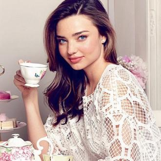 Miranda Kerr Designs Tea Cup Line