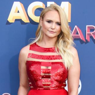 Miranda Lambert 'creeps' on her husband