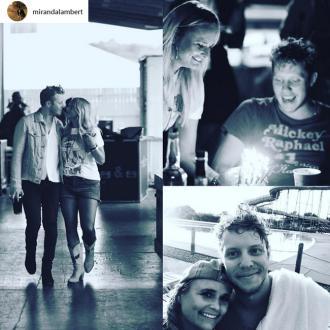 Miranda Lambert's boyfriend Anderson East 'owns' her heart