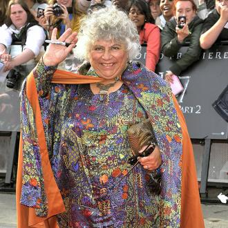 Miriam Margoyles told off by Queen Elizabeth