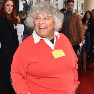Miriam Margolyes has never read or watched Harry Potter
