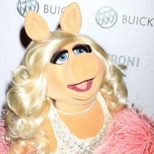 Miss Piggy Challenges Clooney To Wrestling Match