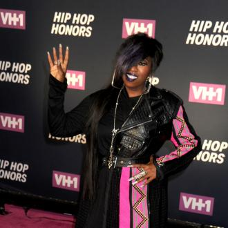 Missy Elliott was intimidated by expectations after debut album