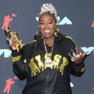 Missy Elliott's MTV VMAs nails created with $350 Swarovski Crystals