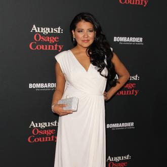 Misty Upham had financial worries?