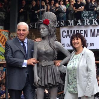 Mitch Winehouse 'Bursting With Pride' Over Statue