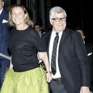 Miuccia Prada Gets Art Medal