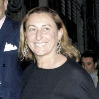Miuccia Prada didn't want fashion career