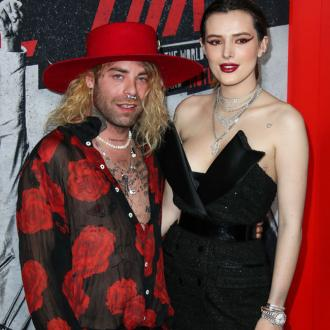 Bella Thorne claims she's lost work as ex Mod Sun has her passport