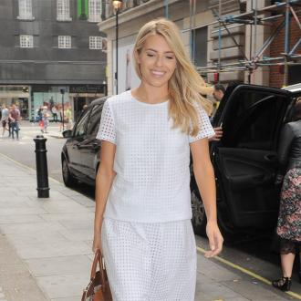 Mollie King reunites with David Gandy