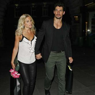 Mollie King gets jealous when girls ogle Gandy