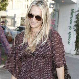 Molly Sims 'exhausted' by Christmas