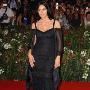 Monica Bellucci: I'm Happy I Waited To Have Kids