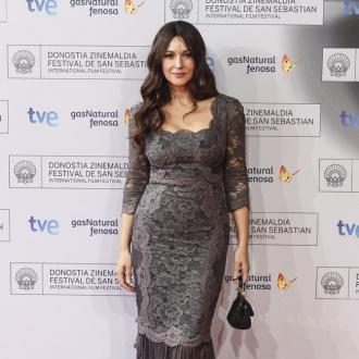 Monica Bellucci: I never go to the gym
