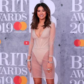 Montana Brown Didn't Wear Underwear At Brit Awards 2019